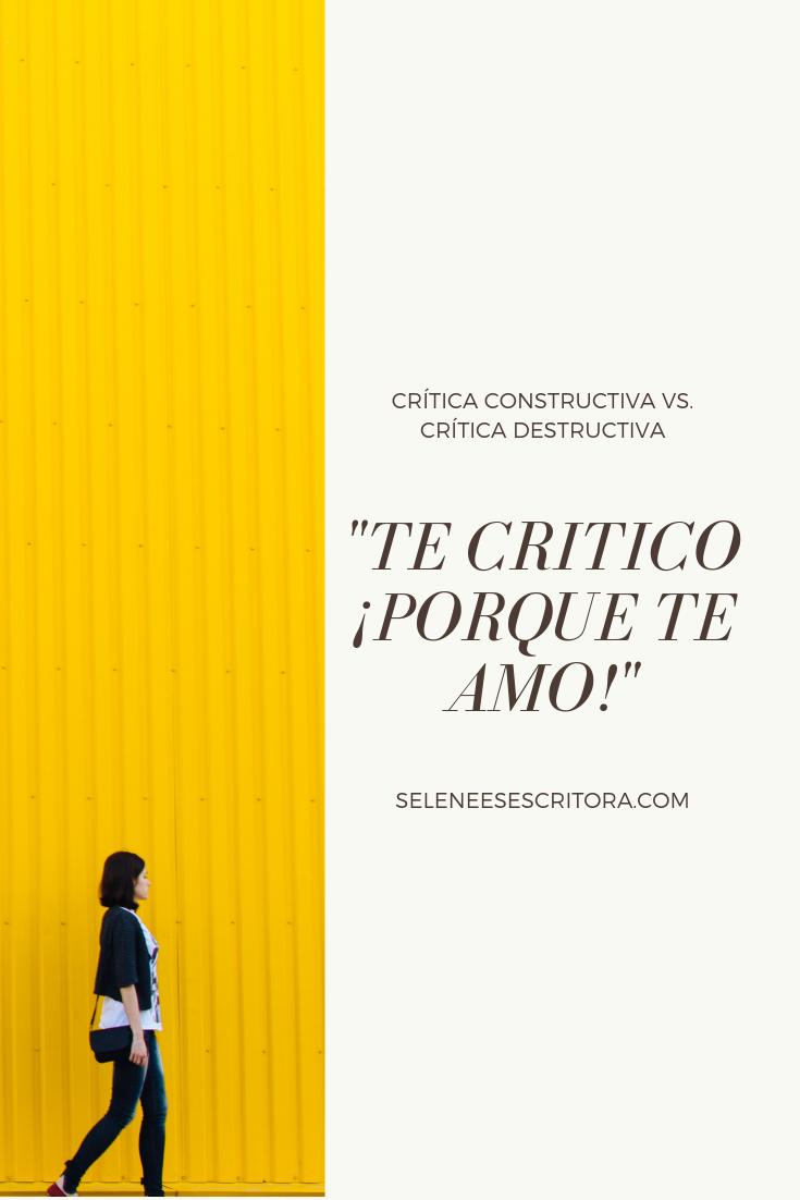 manual para la crítica